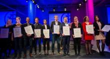 De är Morgondagens Samhällsbyggande Entreprenörer 2018