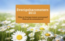 Sommarbarometern är igång - Vilken blir Sveriges bästa sommarstad 2013?