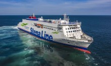 All aboard!!! Stena Estrid to set sail on Monday