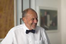Per Fugelli mottar Menneskeverds Livsvernpris 2017