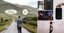 Ford og Bang & Olufsen vil revolusjonere lydopplevelsen i bil med B&O Play