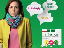 Renässans och Esberitox satsar på TV i förkylningstider!