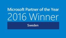 Sigma utsedd till årets svenska partner av Microsoft