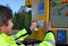 Oberoende leverantör är nu godkänd för besiktning av spårfordon i arbetsläge
