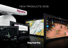 Raymarine New Products Brochure October 2018