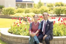 Møt Lions' internasjonale president Dr. Naresh Aggarwal