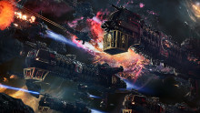 Focus Home Interactive and Tindalos Interactive announce and unveil Battlefleet Gothic: Armada 2 with a Reveal Trailer!