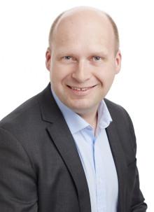 Pär Bergman förstärker Frontits säljorganisation