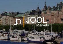 JOOL Markets AS, Sweden branch opens Stockholm office
