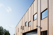 Träbyggnadskonst - den skandinaviska effekten