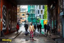 Mynewsdesk & Hövding Use Digital Button To Send Cycling Hazards To The Mayor Of London