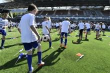 Suomalaiset tekivät jalkapallon pomputtelun Pohjoismaiden ennätyksen