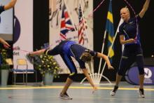 Dubbla VM-guld för svenska hopprepsdamerna