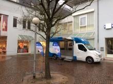 Beratungsmobil der Unabhängigen Patientenberatung kommt am 19. Juli nach Zweibrücken.