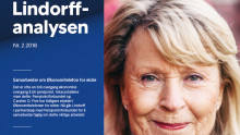 Nyeste utgave: Lindorffanalysen 2 – 2018