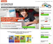 Online-Lernportal unterstützt Unterrichtssystem: