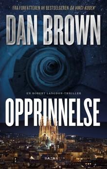 Over 1,4 milloner i opplag på Dan Browns bøker i Norge