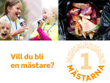 Nu söker vi hushåll till Minimeringsmästarna 2017!