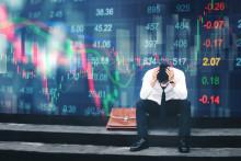 Hur man skall tänka när börsen går ner?