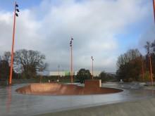 Sjöbo aktivitetspark invigs