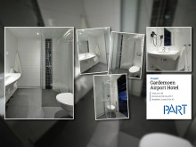Referensrum Gardemoen Airport Hotel – 1 av 80 rum