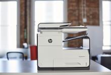 HP markerer endring i skriverporteføljen for forretningsmarkedet