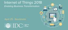 IDC Internet of Things 2018