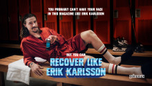 Gainomax lanserar samarbete med NHL-stjärnan Erik Karlsson