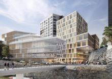 Flemingsberg får 450 nya student- och forskarbostäder