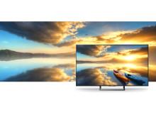 Новые телевизоры BRAVIA серии XE70 делают видеоконтент в формате 4K HDR доступнее