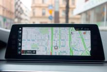 Sverige – först ut i Norden med BMW:s nya parkeringstjänst