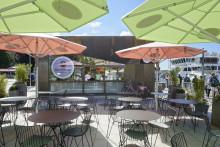 Grand Café inviger våren
