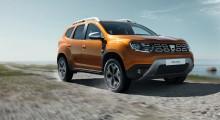 Dacia Duster med ny effektiv bensinmotor