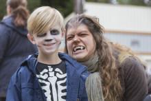 Kolmården satsar på rysligt Halloween - i mörkret