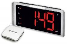 TCL-410 – Väckarklocka som vidarebefordrar brandlarm