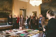 Lyckad pressträff på Örebro slott för svenska finalisterna i Gourmand Awards