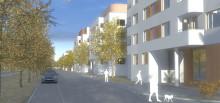 Projekteringsstart för tre bostadsprojekt