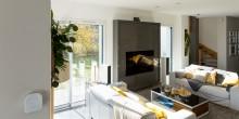 Brandlarmsvarningar i smarta hem med Somfy