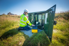 Community scheme brings high-speed fibre broadband to part of Buckinghamshire village