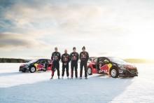 Världsmästarna Team Peugeot Hansen välkomnar Sébastien Loeb till 2016 års säsong