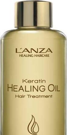 Keratin Healing Oil