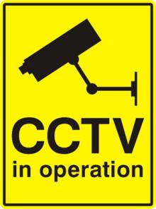 New CCTV system identifies vandal