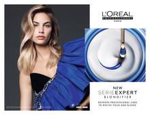 Vaaleiden hiusten räätälöityä hoitoa  - SERIE EXPERT BLONDIFIER