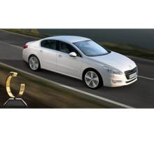Första officiella utmärkelsen för Peugeot 508