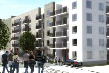Startskott för fler bostäder längs Hyllie allé
