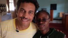 Timbuktu gästar afterwork för att berätta om våldtäktsdrabbade i DR Kongo