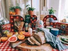 En touch av Italien hemma hos Andrea Brodin