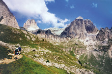 Colfosco – Superb Walking in the Heart of the Dolomites