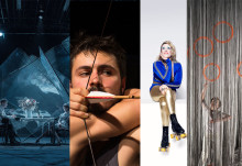 Cirkusvecka i Stockholms län – fyra cirkusföreställningar på fyra dagar!