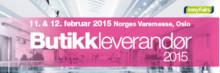 CHECKPOINT SYSTEMS NORGE AS återförsäljare av Q-channel deltar på Butikkleverandør 2015